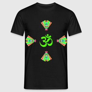 goa dance command T-Shirts - Männer T-Shirt