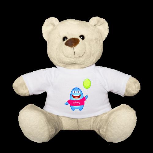 Teddy mit CUBANTY - Teddy