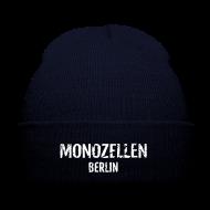 Caps & Mützen ~ Wintermütze ~ Monozellen Wollmütze, blau