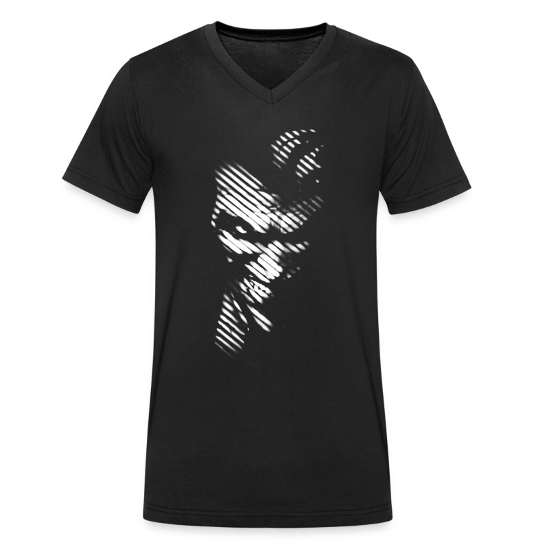 joker black white m nner t shirt t shirt spreadshirt. Black Bedroom Furniture Sets. Home Design Ideas
