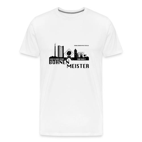 Das Bohnenmeister T-Shirt für Männer - Männer Premium T-Shirt