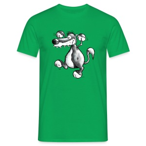 Loup - Wolf Fun - T-shirt Homme