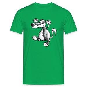 Loup - Wolf Fun - T-shirt Homme