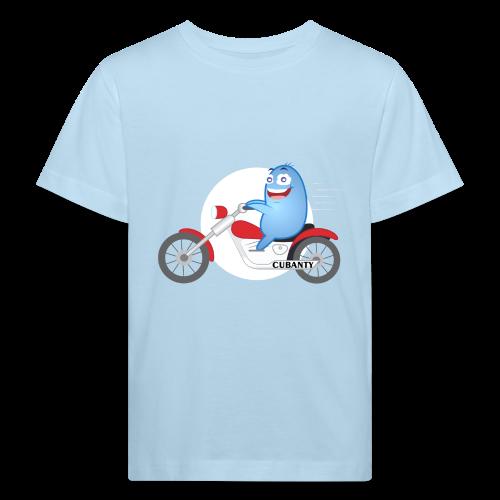 CUBANTY Kinder Bio Shirt - Kinder Bio-T-Shirt