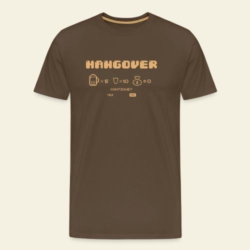 Hangover - T-shirt Premium Homme