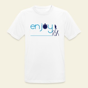 Enjoy your run Homme - T-shirt respirant Homme