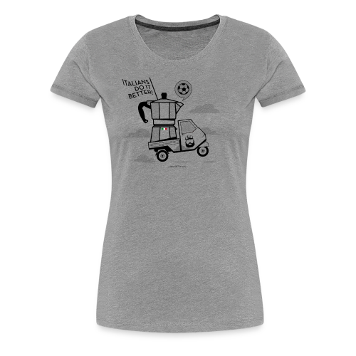 Presto! - Maglietta Premium da donna