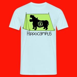 Hippocampus Mens Tee - Men's T-Shirt