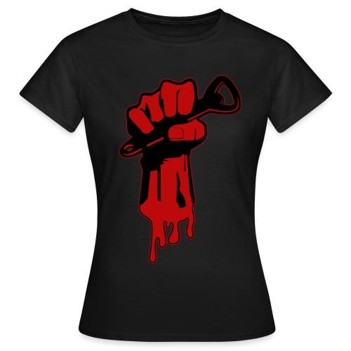 Oispa Kaliaa Ladyfit - Naisten t-paita