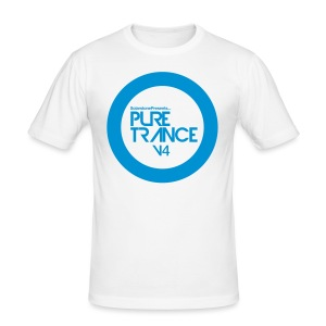 Pure Trance 4 Male Slim Fit T-Shirt - Men's Slim Fit T-Shirt