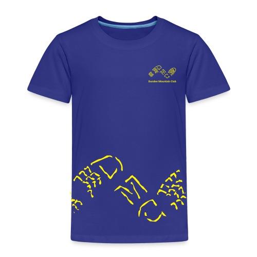 Kid's Premium T-Shirt DMC Motif - Kids' Premium T-Shirt
