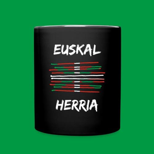 Euskal Herria Scratch Mug - Full Colour Mug