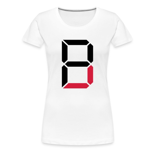 Become A Pro Premium Ladies White - Frauen Premium T-Shirt