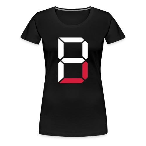 Become A Pro Premium Ladies Black - Frauen Premium T-Shirt