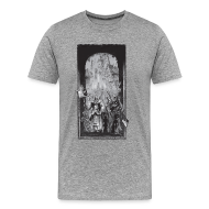T-Shirts ~ Männer Premium T-Shirt ~ Mordheim Witch Hunter