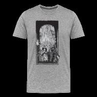 T-Shirts ~ Männer Premium T-Shirt ~ Mordheim Witch Hunter