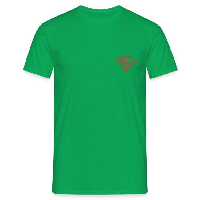 Diamond T-Shirt Black