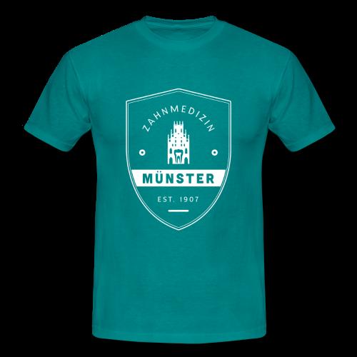 Männer T-Shirt Rundhals  - Männer T-Shirt