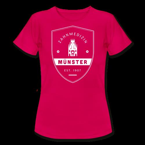 Frauen T-Shirt mit Rundhals - Frauen T-Shirt