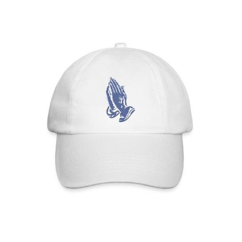 Blue and White 6 Gad Cap - Baseball Cap