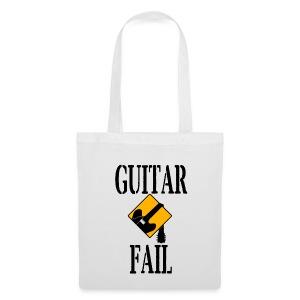 Guitar Fail  - Tote Bag