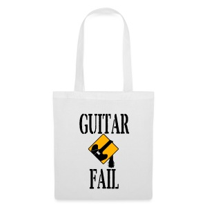 Guitar Fail  - Tote Bag