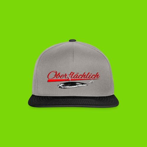 Oberflächlich- Kappe - Snapback Cap
