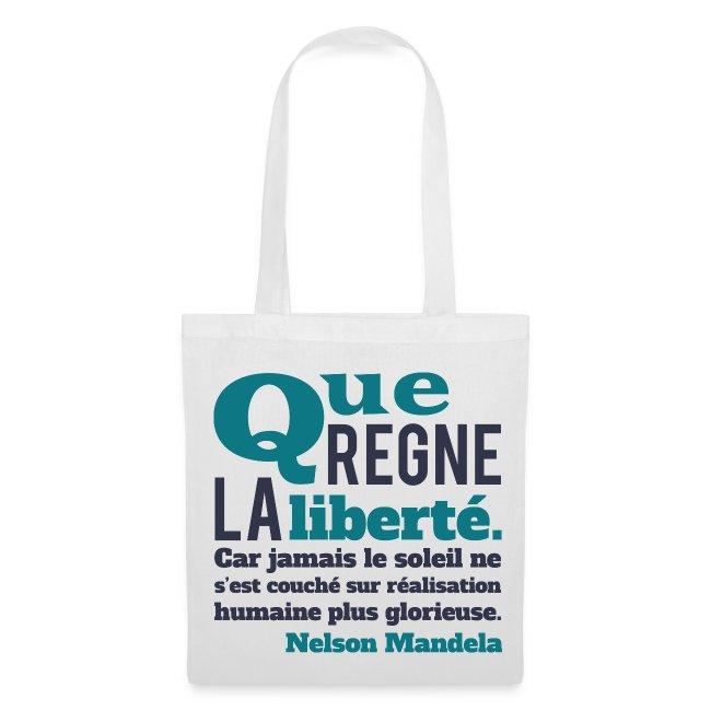 Tote Bag La Liberté