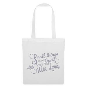 Tote Bag Small Things - Tote Bag