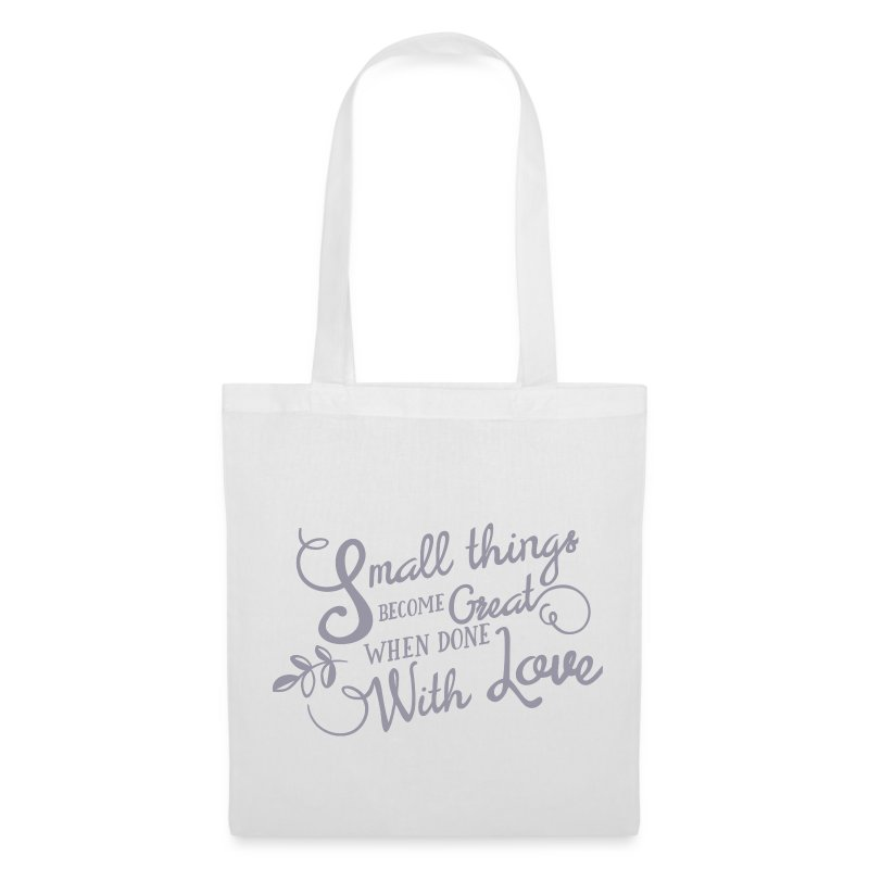 Tote Bag Small Things - Tote Bag