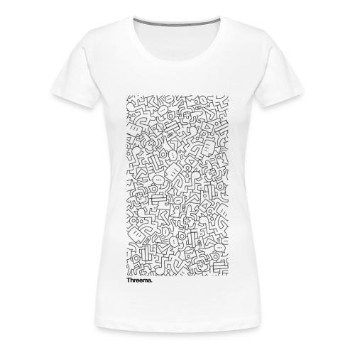 Women's T-Shirt - Frauen Premium T-Shirt