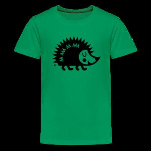 BD Boris Igel Kids Tshirt - Teenager Premium T-Shirt