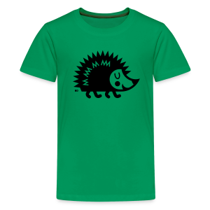BD Boris Igel Kids Tshirt - Teenager Premium T-Shirt