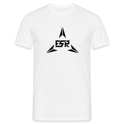 fsr_new_front_white - Männer T-Shirt