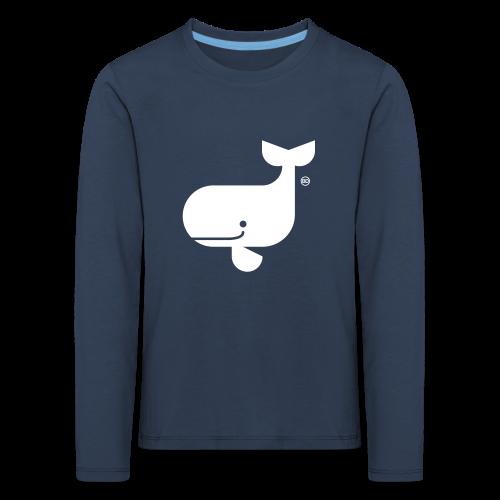BD mAARE Kids Longsleeve - Kinder Premium Langarmshirt
