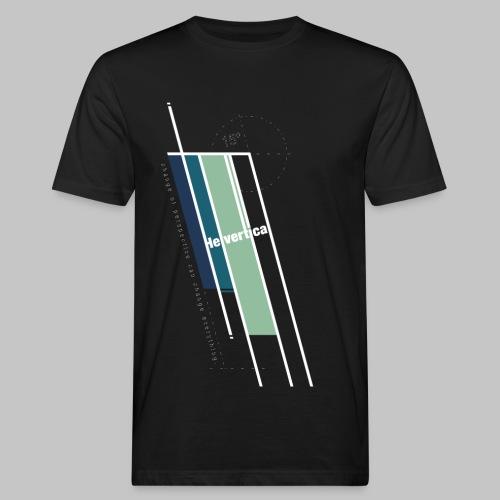 Helvertical - Männer Bio-T-Shirt