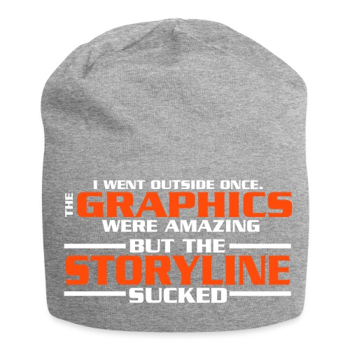 The Bad Storyline - Hat - Jersey Beanie