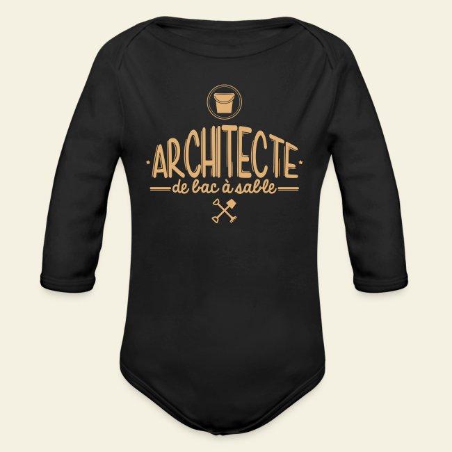 Architecte de bac à sable
