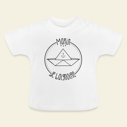 Marin de Baignoire - T-shirt Bébé