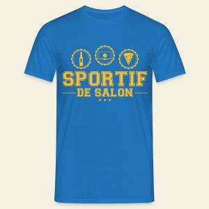 Sportif de salon - T-shirt Homme