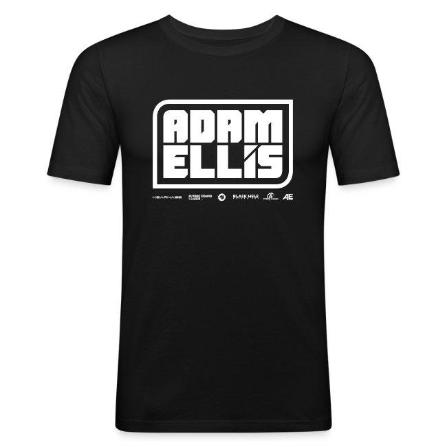 Adam Ellis- Mens - Black (Slim Fit)