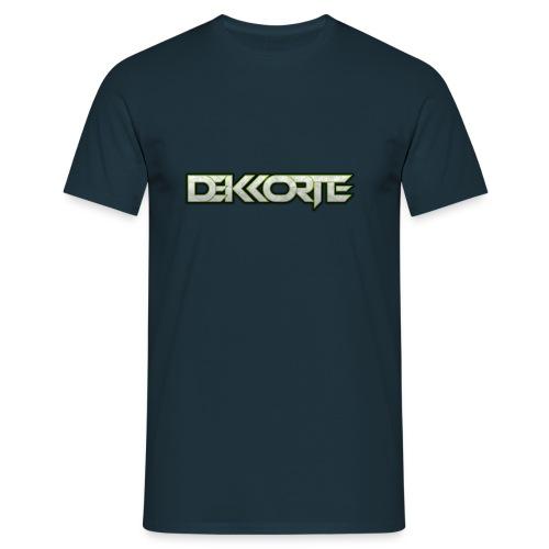 T-Shirt mit Logo (Männer) - Männer T-Shirt