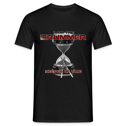 The Keeper of Time - Men's T-Shirt