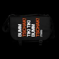Taschen & Rucksäcke ~ Umhängetasche ~ Bumm Tschak! (Tasche) horizontal