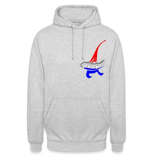 Paris La Vie - Sweat-shirt à capuche unisexe