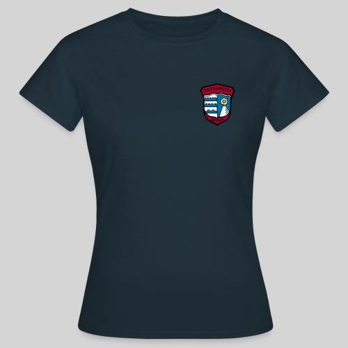 Frauenshirt Navy - Frauen T-Shirt