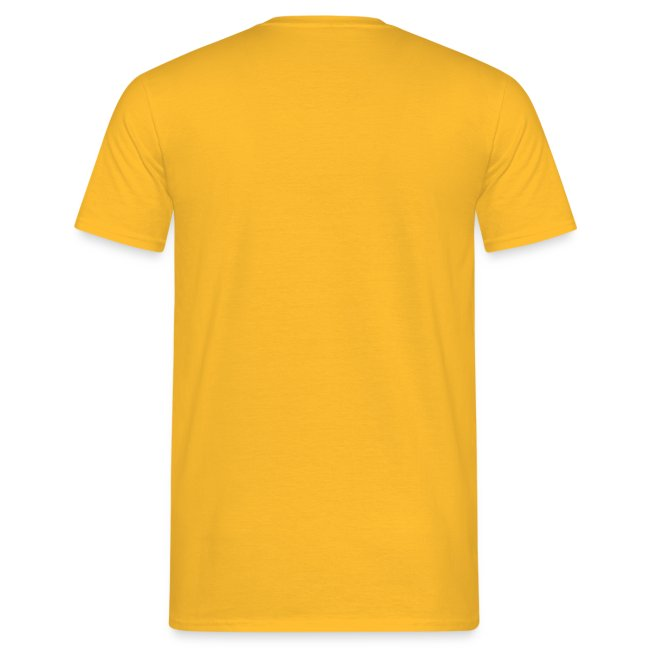 """""""Fly a real aeroplane, fly a Piper Cub"""" - Men's t-shirt"""