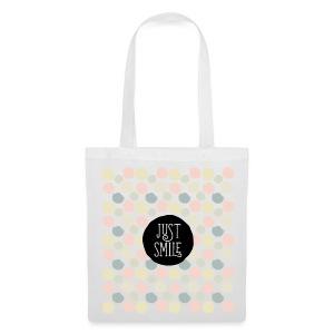 Tote Bag Just Smile - Tote Bag