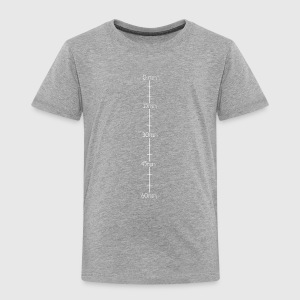 Athletes sweat-O-Meter Shirts - Kids' Premium T-Shirt