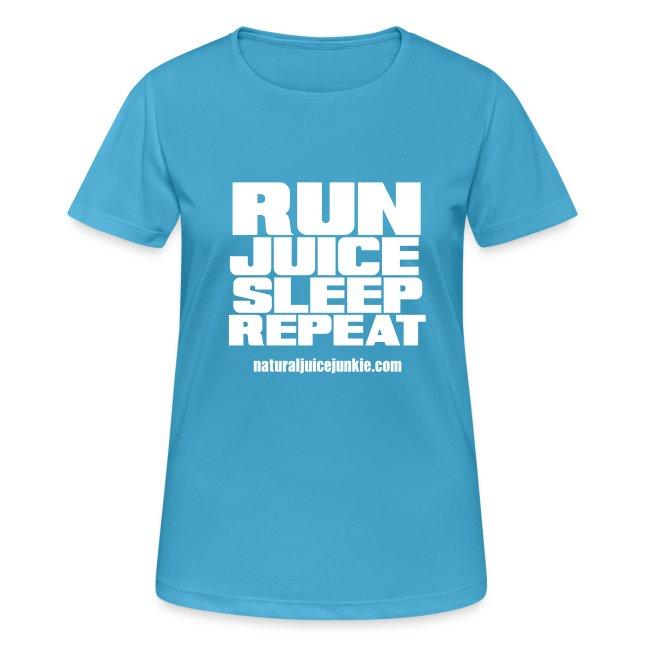 Womens Run Juice Sleep Repeat
